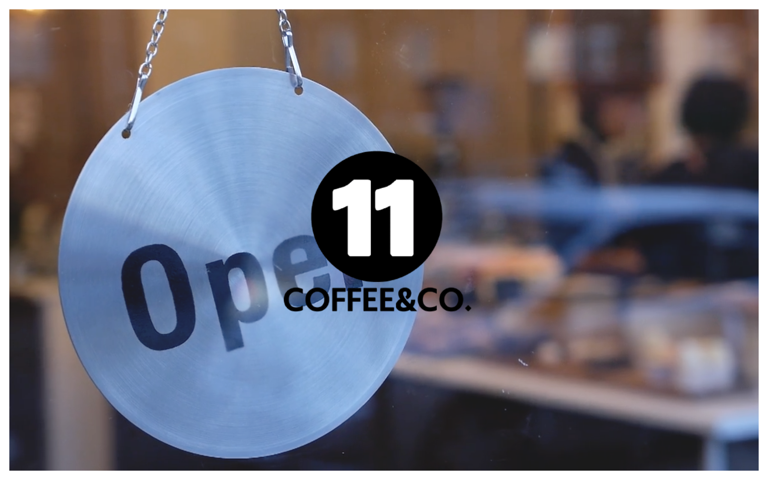 Screenshot of 11 Coffee & Co.