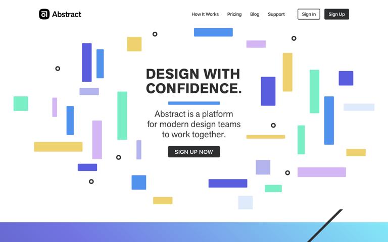 Screenshot of Abstract