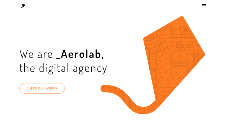 Screenshot of Aerolab