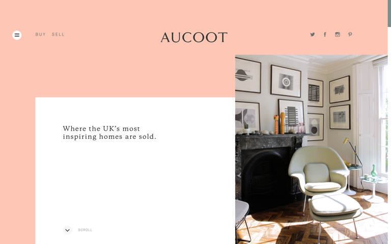 Screenshot of Aucoot