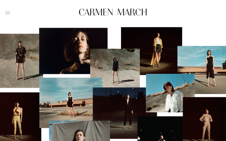 Screenshot of Carmen March