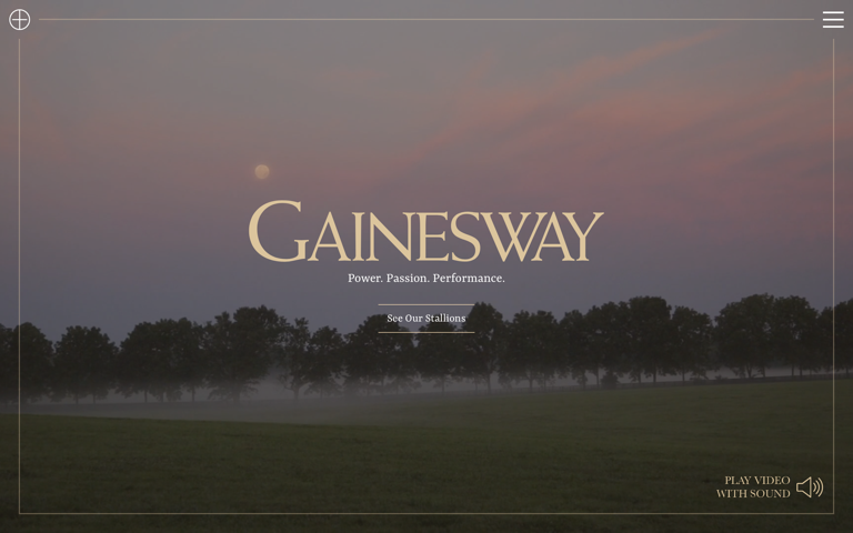 Screenshot of Gainesway