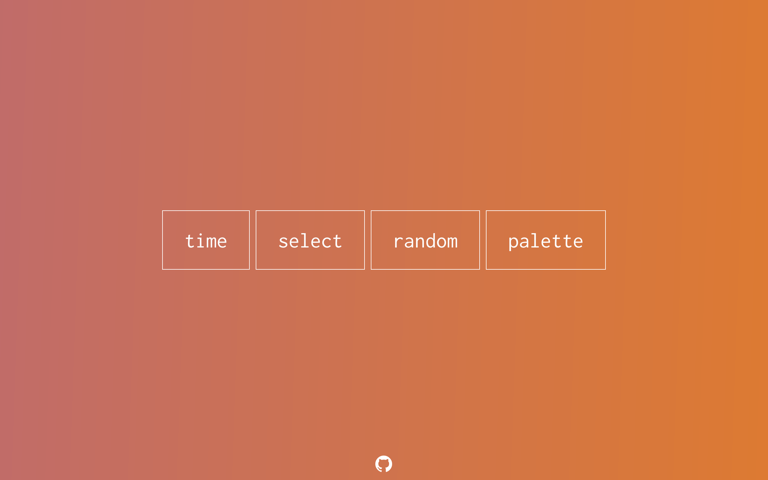 Screenshot of Hex Palette