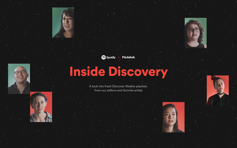Screenshot of Inside Discovery
