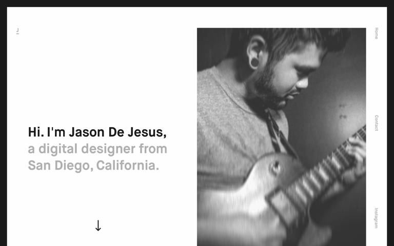 Screenshot of Jason De Jesus
