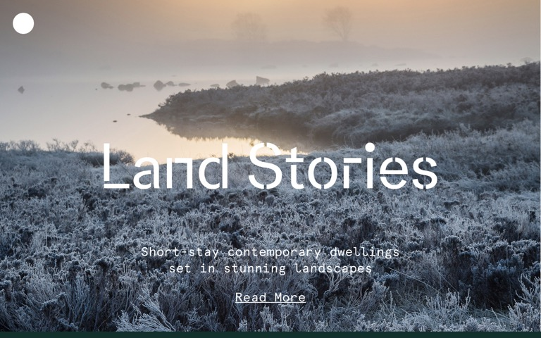 Screenshot of Land Stories