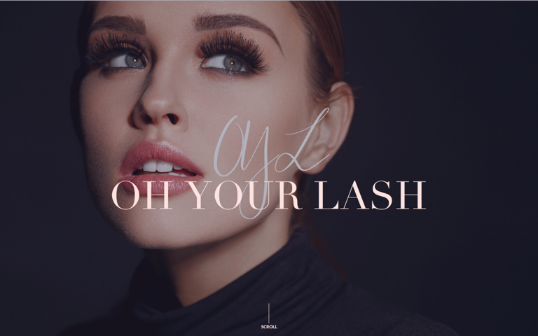 Screenshot of Oh Your Lash