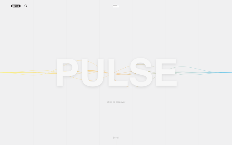 Screenshot of Pulse