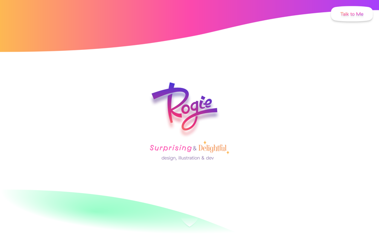 Screenshot of Rogie