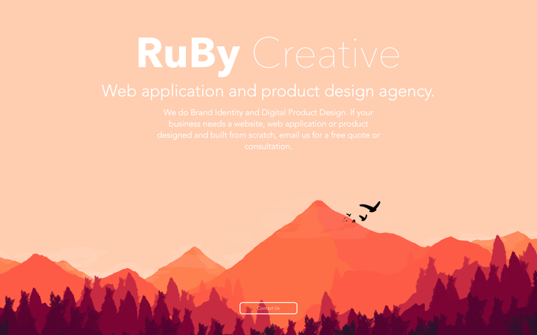 Screenshot of RuBy