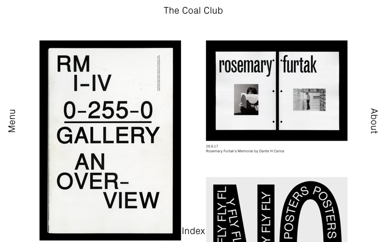 Screenshot of The Coal Club