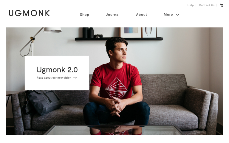 Screenshot of Ugmonk