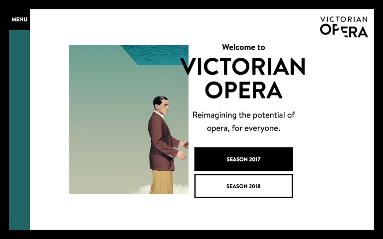 Screenshot of Victorian Opera