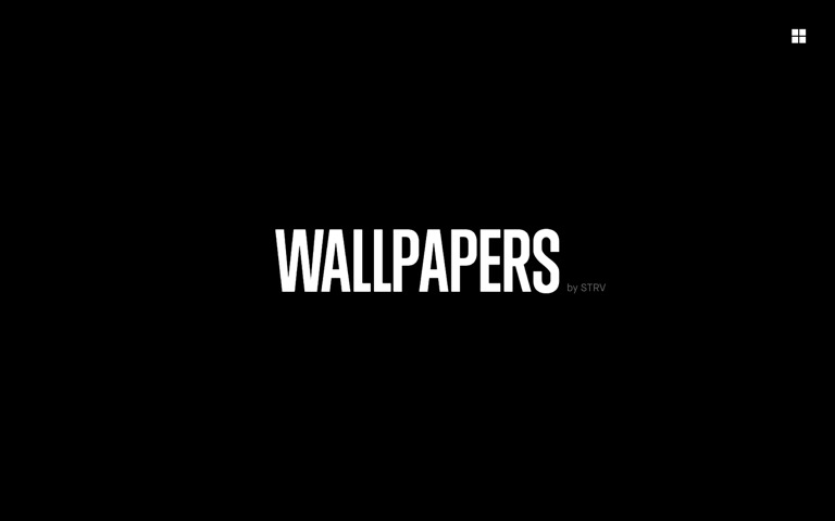 Screenshot of Wallpapers by STRV